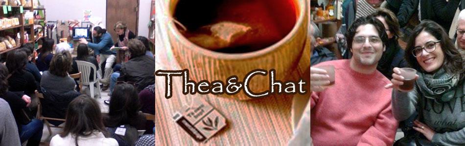 A grande richiesta: tea&chat, appuntamento settimanale!