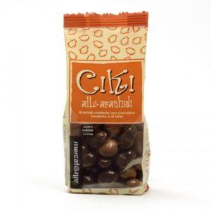 ciki - di arachidi ricoperti al cioccolato