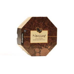 noussine - cioccolatini di cioccolato al latte